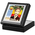 Haile Selassie I Keepsake Box