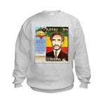 Haile Selassie I Kids Sweatshirt