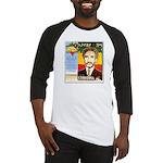 Haile Selassie I Baseball Jersey