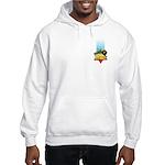 Haile Selassie I Hooded Sweatshirt