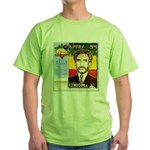 Haile Selassie I Green T-Shirt