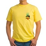 Haile Selassie I Yellow T-Shirt