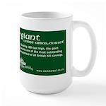 Large Cerne Giant Mug