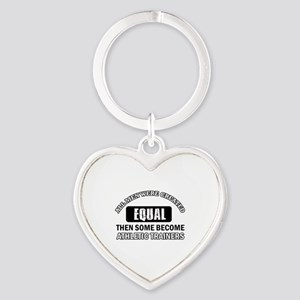 Cool Athletic Trainers designs Heart Keychain