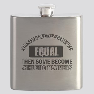 Cool Athletic Trainers designs Flask