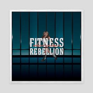 Fitness Rebellion Queen Duvet