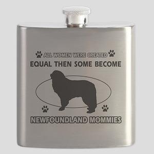newfoundland mommy designs Flask