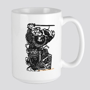 Ghost Catcher Large Mug