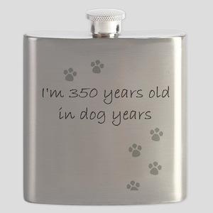 50 dog years 2-1 Flask