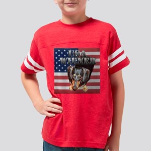 usa Youth Football Shirt