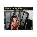 Hans Storsberg Poster