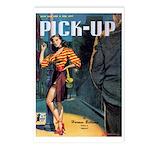Postcards (pkg. 8) - 'Pick-Up'