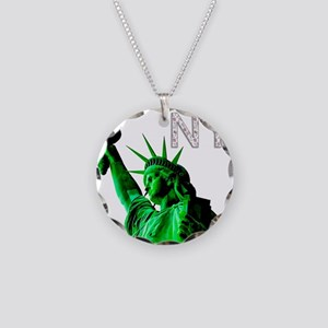 Statue of Liberty 7 Necklace