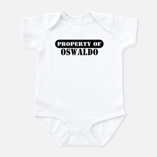 Property of Oswaldo Infant Bodysuit