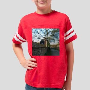 pageLong9 Youth Football Shirt