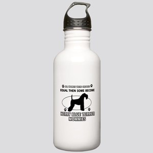 KERRY BLUE TERRIER mommy designs Stainless Water B