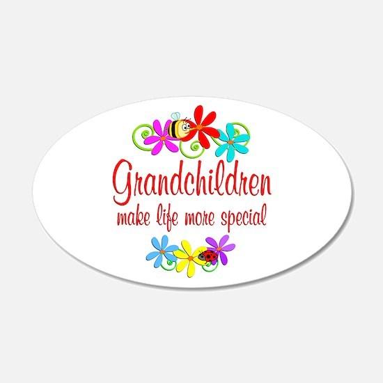 Special Grandchildren Wall Sticker