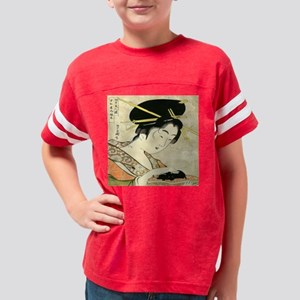 midoriki Youth Football Shirt