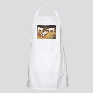 Going To Ground BBQ Apron