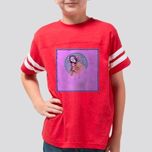 elf-mother--child-(pink)_b Youth Football Shirt