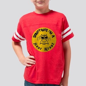 oct148matwhite Youth Football Shirt