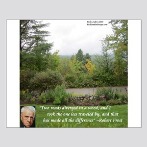 Robert Frost And Quote Posters