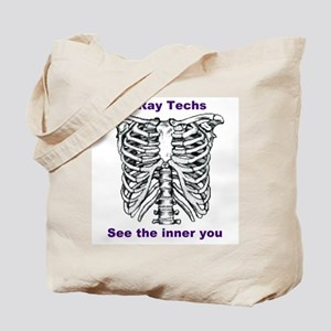 X-Ray Inner You Tote Bag