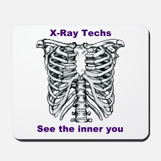 X-Ray Inner You Mousepad