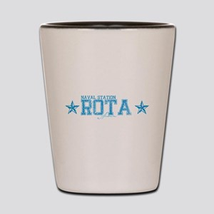 NS Rota Spain Shot Glass