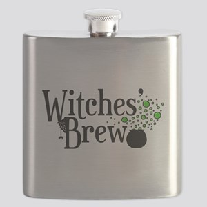 'Witches' Brew' Flask
