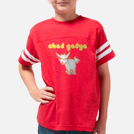 chad-gadya Youth Football Shirt