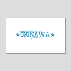 CFA Okinawa Japan Wall Decal