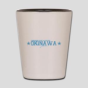 CFA Okinawa Japan Shot Glass