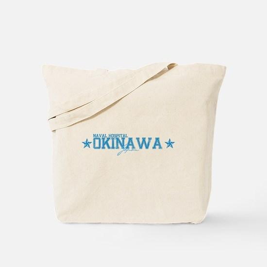 Naval Hospital Okinawa Tote Bag