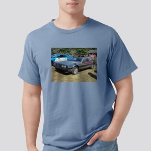 Delorean Mens Comfort Colors Shirt