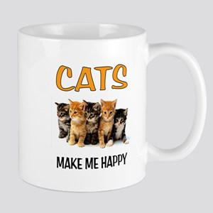 HAPPY CATS Mugs