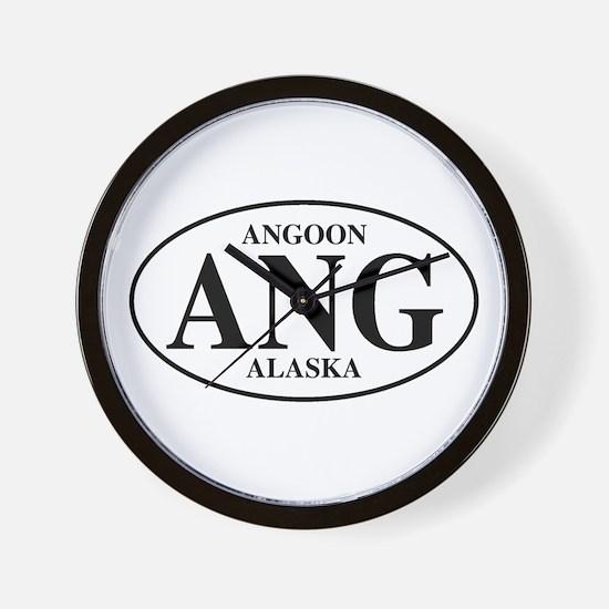 Angoon Wall Clock