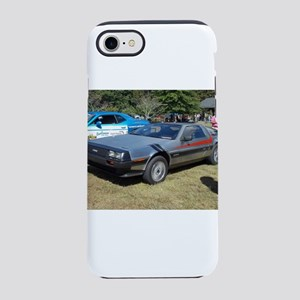 Delorean iPhone 7 Tough Case