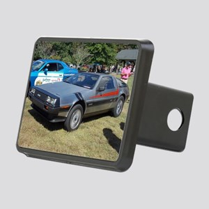 Delorean Rectangular Hitch Cover