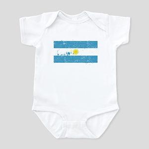 Argentine Flag (Punk) Infant Bodysuit