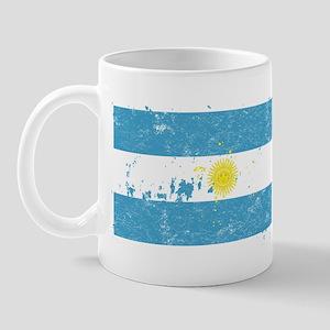 Argentine Flag (Punk) Mug