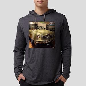 Nash Mens Hooded Shirt