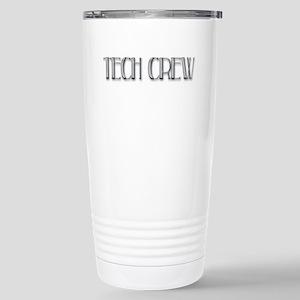 Tech Crew Stainless Steel Travel Mug