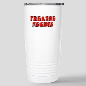 Techie Stainless Steel Travel Mug