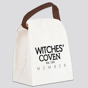 'Witches' Coven' Canvas Lunch Bag