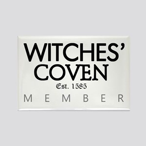 'Witches' Coven' Rectangle Magnet