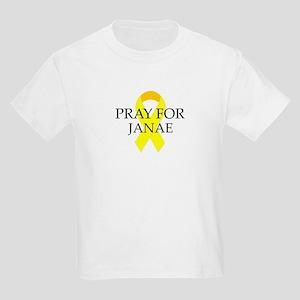 Pray for Janae Kids T-Shirt
