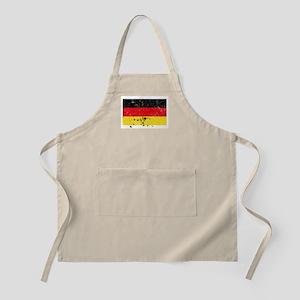 German Flag (Punk) BBQ Apron