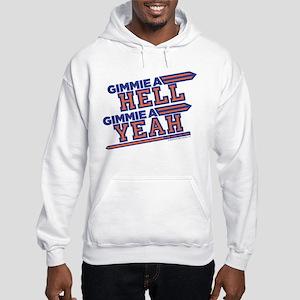 BMS Gimme Hell Yeah Hooded Sweatshirt