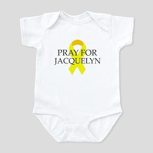 Pray for Jacquelyn Infant Bodysuit